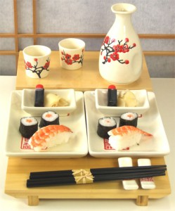sushi-sake-set-white-with-red-calligraphy-peach-blossom-for-two-1500-p